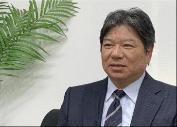 代表取締役社長赤崎正宏画像